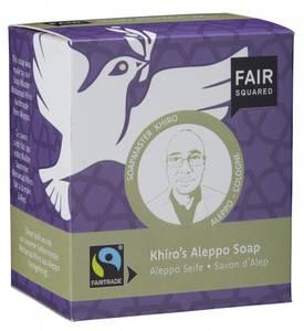 Bilde av Fair Squared Khiro's Aleppo soap